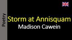 Poesía (ES) - Poetry (EN) - Poesia (PT) - Poésie (FR): Madison Cawein - Storm at Annisquam