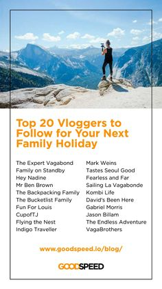 Get inspired by the top 20 best travel vloggers to follow and discover great post-COVID travel destinations with this informative guide! 🎥 / Learn more from Goodspeed's latest blog! Mr Ben, Ben Brown, Family Holiday, Good To Know, Travel Inspiration, Sailing, Travel Destinations, Inspired, Learning