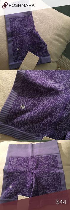 Lululemon NWT Purple Sculpt Short💜 💜💜💜💜💜💜 lululemon athletica Shorts