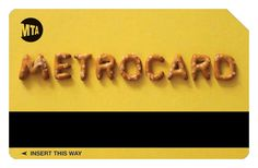 New York City Metro Cards Re-imagined by Melanie Chernock   Who Designed It?