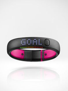 """Make it easy to keep that """"be healthier"""" New Year's resolution you always make with a bracelet that tracks all your activity. Nike+ Fueldband SE, $149, Nike Store   - Seventeen.com"""