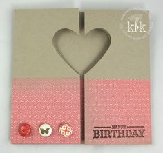 Sweet Cake - Stampin' Up!