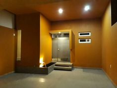 Puerta de Acceso Space, Interiors, Houses