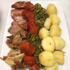 Lacon con grelos, 10€
