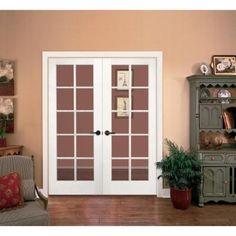 Beautiful Interior Doors! JELD WEN Smooth 10 Lite Primed Pine Prehung  Interior French