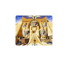 Awesome Music Mouse Pad Iron Maiden Powerslave