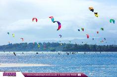 Bulabog Beach in Boracay, Philippines  |  👉 Philippines #TravelAgents ✈ in #UK: http://www.mabuhaytravel.co.uk/  |  #Beach 🌊 #BulabogBeach 🌊 #KiteSurfers #BeachesinPhilippines #Landscape #Beautiful 😻 #Tourism #Natural 👀 #Philippines #CheapFlights #Travel #TravelPhotography 👀 #TravelPhilippines #TravelBlog #BookNow 📞 #BookOnline 💻 #MabuhayTravel #FlightstoPhilippines #TravelAgentsinUK 👈