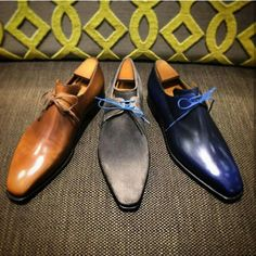 "random-fashions1edu: "" Corthay Arca! #Corthay #MensShoes #HandcraftedShoes…"