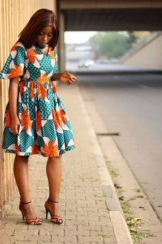 Latest collection of beautiful wedding guest aso ebi styles of 2018 that is very perfect for you, try these wedding guest aso ebi styles Ankara Styles For Women, Latest Ankara Styles, African Dresses For Women, African Attire, African Wear, African Fashion Dresses, Summer Dresses For Women, Ankara Fashion, Kente Styles