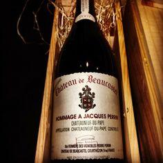 Chateau de #Beaucastel Hommage a Jacques #Perrin - Mouchonnat Hugo @hugo_mouchonnat | - #wine