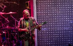 Neil Young Brooklyn 2012