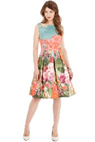 Tammy Floral Printed Dress