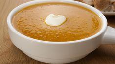 Make-ahead baked sweet potatoes are the key to this turkey kielbasa, sweet potato + leek soup rollover meal.