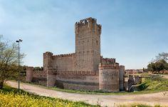 Castillo de la Mota, Medina del Campo  #CastillayLeon #Spain