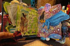 Angelia's Art Journals: Show and Tell