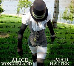 alice in wonderland steampunk - Google Search