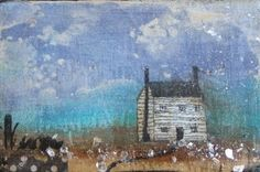…original mixed-media painting by artist Laurie Meseroll, this and more available at http://www.earthangelsstudios.com/Laurie-Meseroll-SALE-C54.aspx