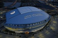 A place for a young person to work couldn't get any better than working at At&T Stadium
