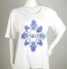 ALANGOO - Handmade All Mighty Palm T-Shirt