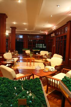 Relax and unwind in the open and breezy Club Lounge with a hot coffee or tea, a good book or board games. Park Resorts, Outdoor Furniture Sets, Outdoor Decor, Brunei, Hot Coffee, Laos, Board Games, Singapore, National Parks