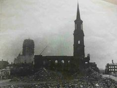 Liverpool in the blitz