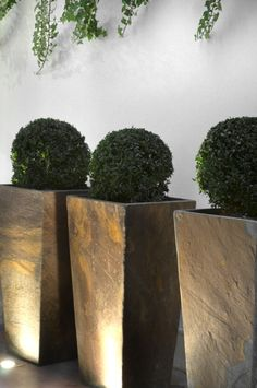 The Stylish and Modern Garden (21) by Earth Designs - Garden Design and Build, via Flickr