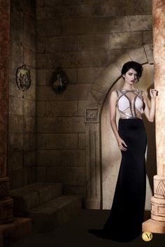 Hassan Mazeh Couture | Winter 2014