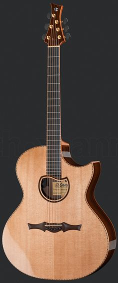 It might be his family name but I really think Andreas Cuntz should rethink what he calls his guitars? http://www.cuntz-guitars.de/de/instrumente --- https://www.pinterest.com/lardyfatboy/