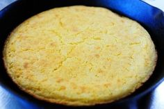 This is my all-time favorite cornbread recipe, probably because it's the recipe I grew up eating. My mom had a couple of cast iron cornbread stick pans and would make individual servings that…