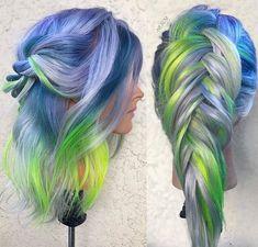 203 Besten Hair Bilder Auf Pinterest In 2019 Hair Colors Colorful
