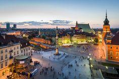 As 11 cidades com o melhor VARSOVIA-POLONIAcusto-benefício do mundo para você viajar nos próximos meses