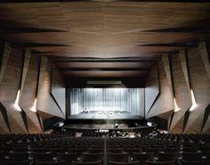 Festival Hall in Erl / Delugan Meissl Associated Architects | ArchDaily