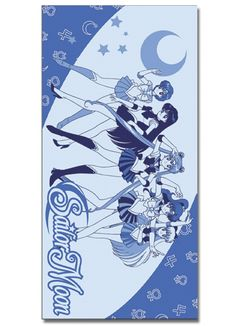 MOONIE MERCH OF THE DAY: Official Sailor Moon towel!! Great for Summer fun! http://www.moonkitty.net/reviews-buy-sailor-moon-accessories.php #sailormoon
