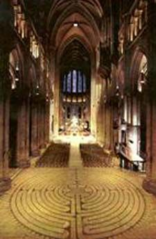 go to Chartres Cathedral and walk the labyrith