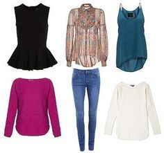 party outfits for the apple shape   ... Tops for Apple Shape- You´d look great with a ...   Clothes & Sho