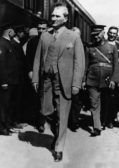 Mustafa Kemal Atatürk (1881–1938) was an Ottoman and Turkish army officer, revolutionary statesman, writer, and the first President of Turkey.
