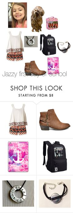 """Untitled #37"" by hockeylover2003 ❤ liked on Polyvore featuring My Michelle, Steve Madden and Casetify"