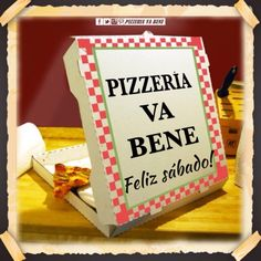 October is National Pizza Month! What's better than a corner mom and pop pizza place?