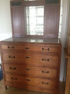 Antique Italian drawers