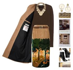 """""""The Boss"""" by doga1 ❤ liked on Polyvore featuring Dolce&Gabbana, Haider Ackermann, Love Moschino, Topshop Unique, Ralph Lauren, Yves Saint Laurent, Polaroid, CB2, Alexander McQueen and Jayson Home"""
