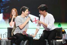 Park bo gum and song joong ki ❤❤