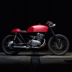 YamahaTX500 #caferacer | Bobber Inspiration - Bobbers and Custom Motorcycles | six3seven July 2014