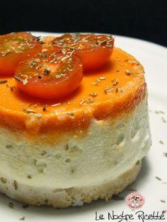 Le nostre Ricette: Caprese cheesecake