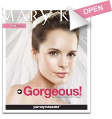 Check out our newest catalogs with Mary Kay!!!!