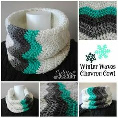 Winter waves cowl