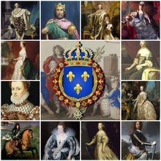 """138 mentions J'aime, 20 commentaires - Histoire de France (@histoirefrance) sur Instagram: """"Le sens profond de la monarchie, c'est de faire l'unité du peuple autour de la personne du roi, non…"""""""