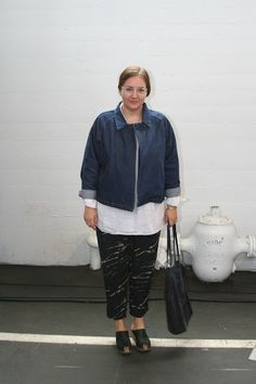 Lisa Says Gah X West Coast Craft Fair San Francisco Street Style. — LISA SAYS GAH