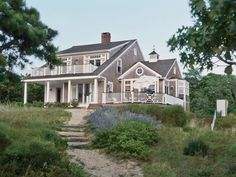Cape Cod cottage by adrienne