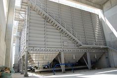 German Plant Experience, as a leading supplier of equipment to the concrete industry, offers Low Height Cement Terminals all over the world.