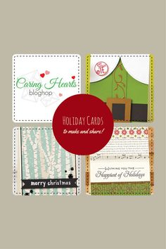 Caring Hearts Card Drive Blog Hop